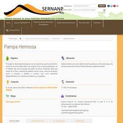Pampa Hermosa - Servicio Nacional de Áreas Naturales Protegidas por el Estado