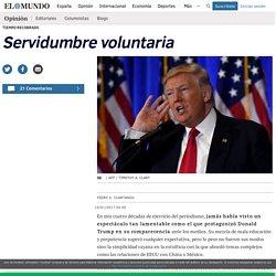 Servidumbre voluntaria