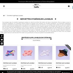 Serviettes Hygiéniques Lavables En Coton Bio, Dans Ma Culotte, France