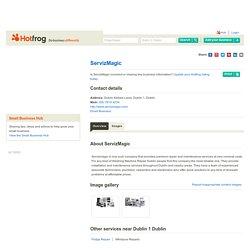 ServizMagic, Dublin 1 Dublin - Fridge Repair
