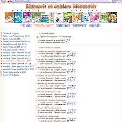 Manuels et Cahiers Sésamath - Téléchargements - Manuel & Cahier Sésamath 6e 2009