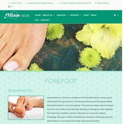 Best ankle treatment is done by experienced Podiatrist Bulimba