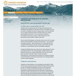 Nomaden und Sesshafte in Steppen und Staaten/text wie in Publikation