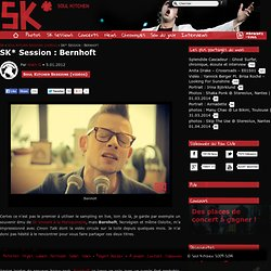 Session acoustique > Bernhoft | SK* Session