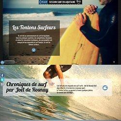 Session surf en Aquitaine - Les Tontons Surfeurs