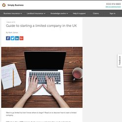 Setting up a limited company in the UK: a step-by-step guide