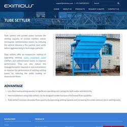 Tube Settler System