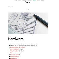 SublimeText, iTerm, and Chrome setup. - Damian Le Nouaille