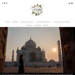 Seuls face au Taj Mahal - Explore le Monde