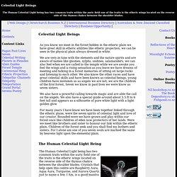 Seven - Celestial Light Beings
