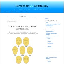 The seven soul types: what do they look like? - Personality & Spirituality