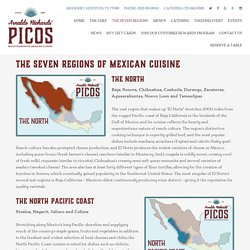 The Seven Regions of Mexican Cuisine