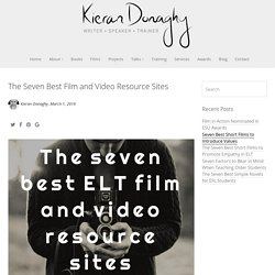 The Seven Best Film and Video Resource Sites