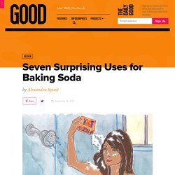 Seven Surprising Uses for Baking Soda - Lifestyle
