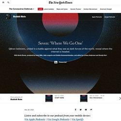 Rabbit Hole: 'Where We Go One' - How social media has fueled conspiracy theories like QAnon