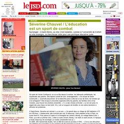 Séverine Chauvel / L'éducation est un sport de combat