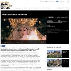 Semana Santa de Sevilla, fêtes, célébrations en Espagne.