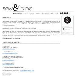 Sew & Laine