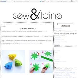 Quotidien - Sew & Laine