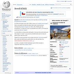 Sewell (Chili)
