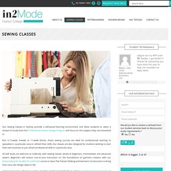 in2Mode Sewing School