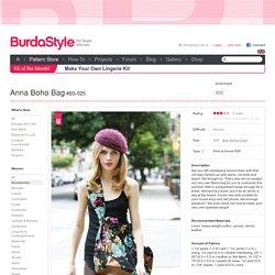 Anna Boho Bag #BS-025