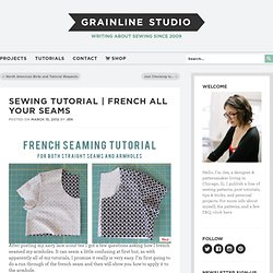 French All Your Seams