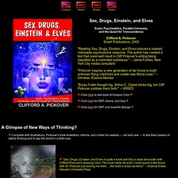 Sex, Drugs, Einstein, and Elves