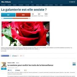 [French] Le sexisme peut revêtir les traits de la bienveillance - Newsring-Mozilla Firefox