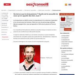 Sexoconseil - Donjuanisme