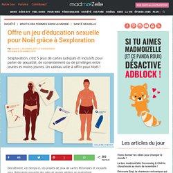 Sexploration : les jeux de cartes inclusifs pour l'éducation sexuelle