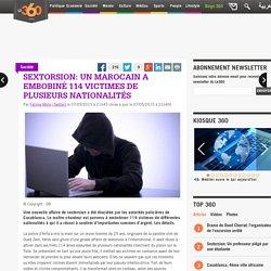 Sextorsion: Un Marocain a embobiné 114 victimes de plusieurs nationalités