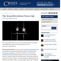 The Sexual Revolution Turns Ugly