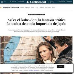 Sexualidad: Así es el kabe-don, la fantasía erótica femenina de moda importada de Japón. Noticias de Alma, Corazón, Vida