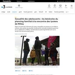 Sexualité des adolescents : les bénévoles du planning familial à la rencontre des lycéens de Millau
