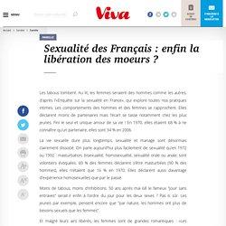 Sexualité des Français : enfin la libération des moeurs ?