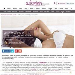 Sexualité : Les Françaises et l'orgasme, ça fait deux !