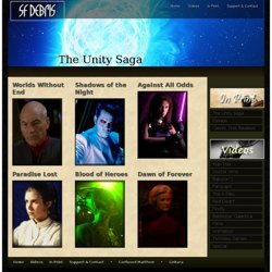 SF Debris - The Unity Saga