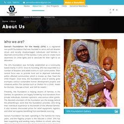 SFN Foundation (NGO) - Home Page