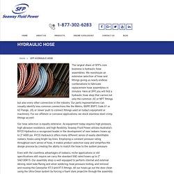 Hydraulic Hose Fitting Supplier