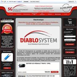 SG Développement - Electronique