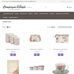 Shabby Chic (2) - page 2 - Campagne et Style