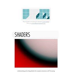 shaders - Beautiful Seams