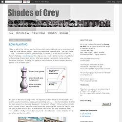 Shades of Grey: July 2013