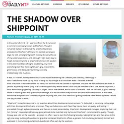 The Shadow Over ShipPoint