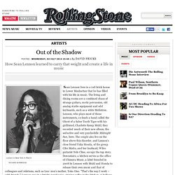 Out of the Shadow - Rolling Stone South Africa