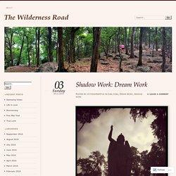Shadow Work: Dream Work