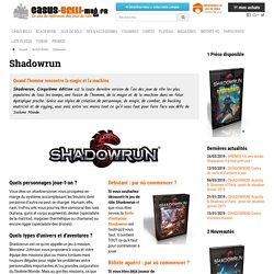 Shadowrun - BBE