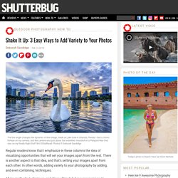 Shake It Up: 3 Easy Ways to Add Variety to Your Photos