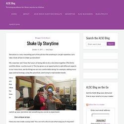 Shake Up Storytime